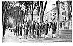 Princeton Student Naval Training Corps, 1918. From The Princeton Bric-a-Brac Vol. XLIV, June 1, 1919